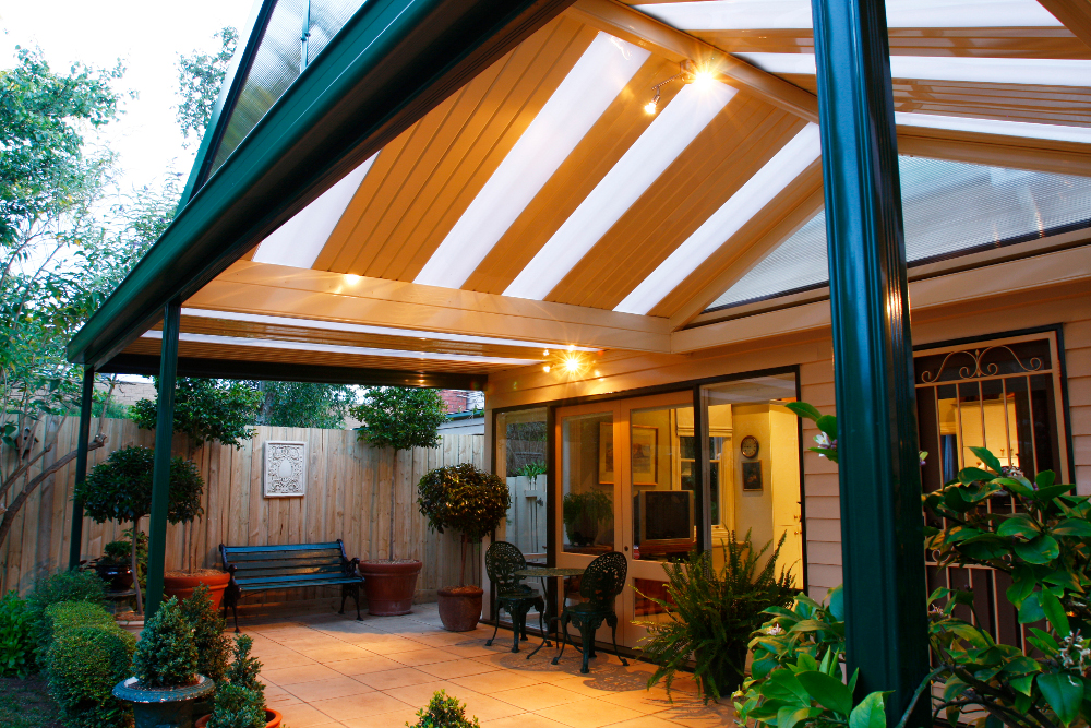 How To Choose The Right Patio Roof For You